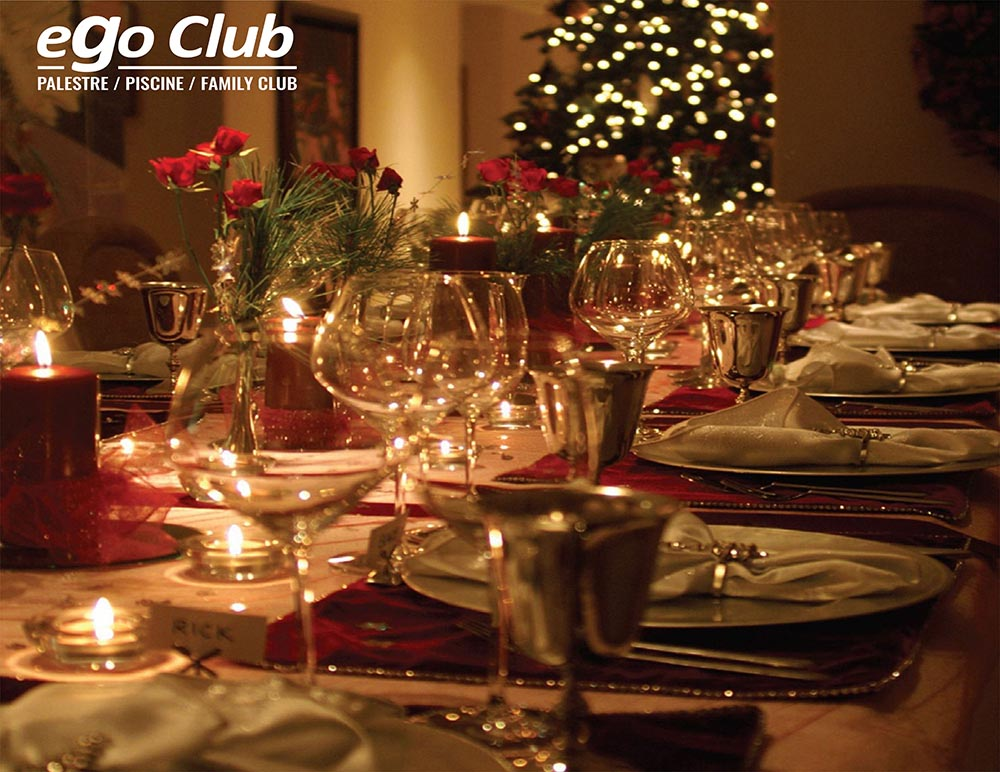 Festeggia con noi! S. Natale 2017 e Capodanno 2018