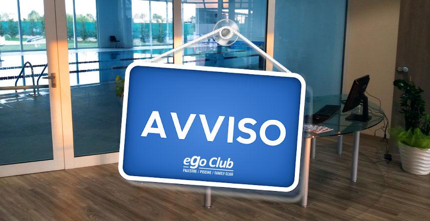 AVVISO: CALENDARIO CHIUSURE 2018 – 2019